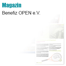 Benefiz OPEN e.V. - Magazin
